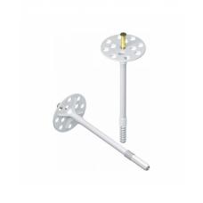Крепление для пенопласта 10 х 90 с металлическим дюбелем